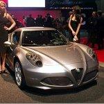 Salão de Genebra 2013 – Alfa Romeo 4C