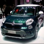 Salão de Genebra – Fiat 500L Trekking