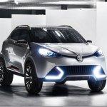 MG apresenta o crossover Concept CS