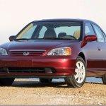 Honda convoca Civic 2001 a 2003 e CR-V 2002 para recall