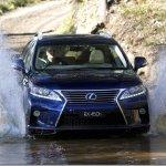 Lexus prepara concorrente para BMW X1 e Audi Q3