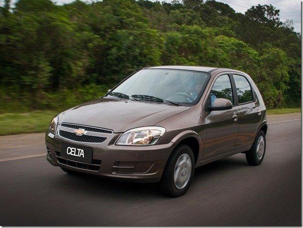 Chevrolet Brasil quer novo compacto para 2017
