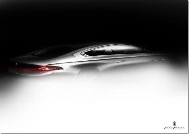 BMW antecipa o conceito Gran Lusso Coupé