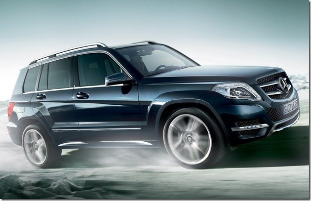 Mercedes GLK 220 CDI chega por R$ 169.900