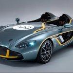 Aston Martin revela o CC100 Speedster