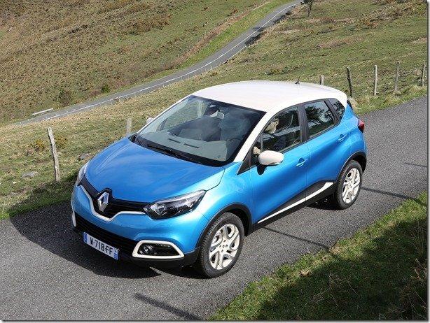 Renault Captur é conhecido no Brasil pelo código X87