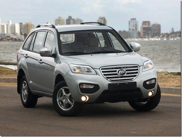 Lifan X60 é lançado por R$ 52.777