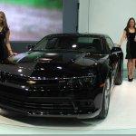 Salão de Buenos Aires – Novo Chevrolet Camaro chega em 2014