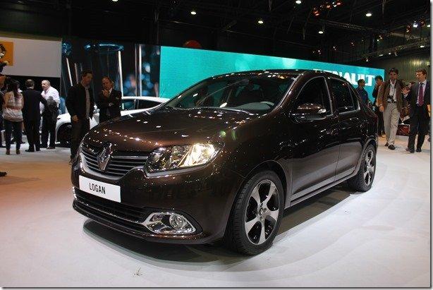 Salão de Buenos Aires – Novo Renault Logan ensaia sua estreia