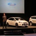 Ford mostra antecipadamente suas atrações para o Salão de Buenos Aires