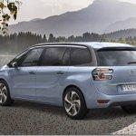 Citroën apresenta o novo C4 Grand Picasso