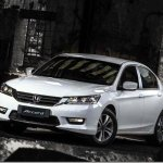 Novo Honda Accord 2013 é lançado por R$ 119.900