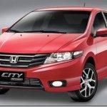 Honda City Sport tem preço sugerido de R$ 56.470