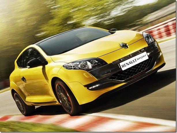 Renault Mégane RS será apresentado no Brasil em agosto