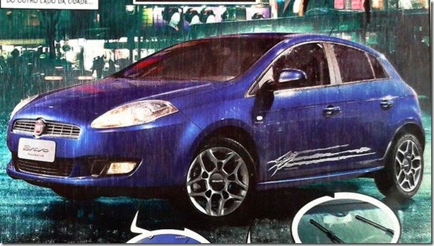 Fiat Bravo ganha série especial Wolverine no fim do mês