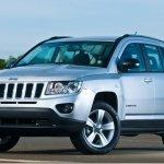 Jeep Compass está envolvido em recall no Brasil