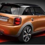 MINI Vision Concept adianta nova geração do MINI Cooper