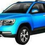 Ainda conceito, Volkswagen Taigun ganha cópia chinesa