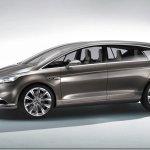 Ford revela a nova geração do S-MAX em conceito para Frankfurt