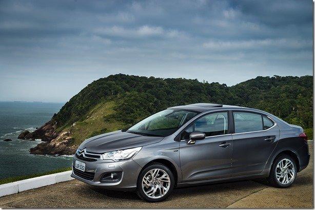 Citroën C4 Lounge chega às lojas em setembro por R$ 59.990