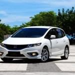 Honda revela versão final da perua Jade