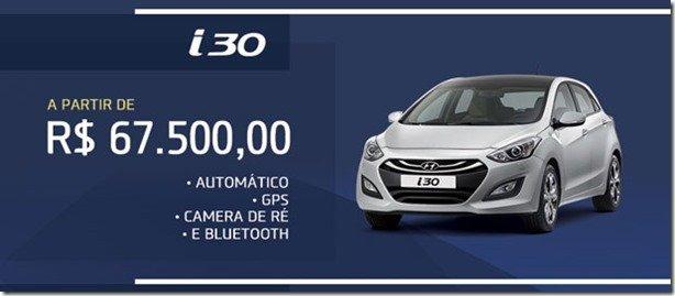 Flopou – Hyundai i30 tem preços reduzidos novamente