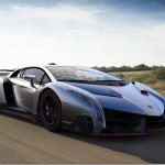 Lamborghini Veneno terá versão roadster