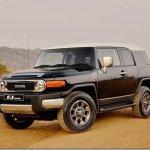Toyota não produzirá mais o FJ Cruiser