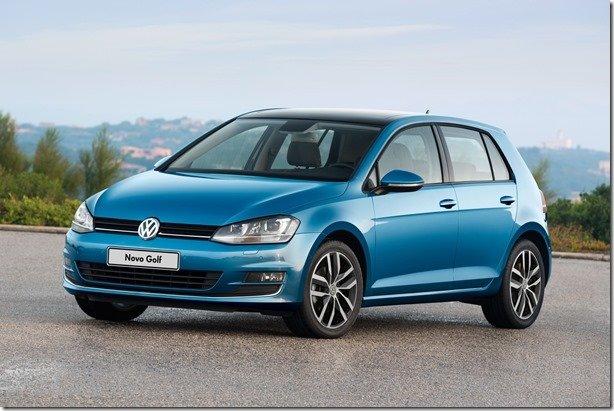 Alta Roda – Volkswagen Golf vira o jogo
