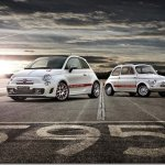 Fiat levará duas versões Abarth do 500 a Frankfurt
