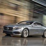Mercedes confirma versão conversível do novo Classe S