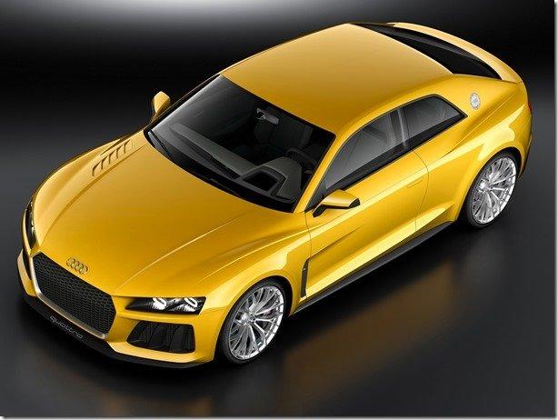 Nostalgia: Audi revela o Sport Quattro Concept