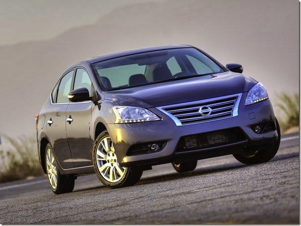 Nissan divulga todos os preços da linha Sentra