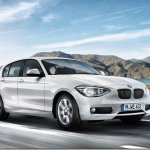 BMW Série 1 terá versão sedã em 2017