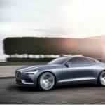 Volvo anuncia possibilidade de produção do Coupé Concept