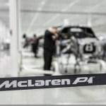 Artesanato mecânico: McLaren P1 entra na linha de montagem