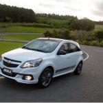 Chevrolet lança série Effect para Agile e Sonic 2014