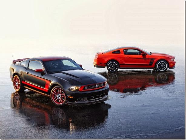Ford comemorará 50 anos do Mustang com a sexta geração