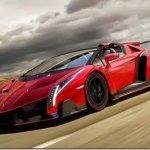 Lamboghini apresenta o Veneno Roadster