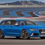 Audi RS6 Avant começa a ser vendido por R$ 556 mil
