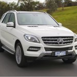 Mercedes ML 350 BlueTec é lançado por R$ 279.900