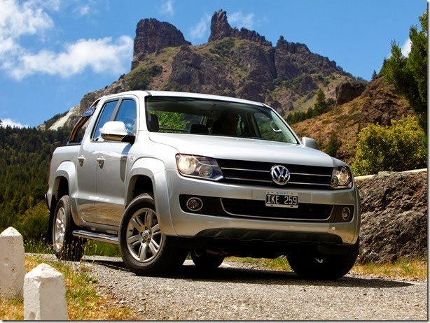 Volkswagen convoca Tiguan e Amarok para recall
