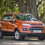 Ford EcoSport será vendido no Oriente Médio