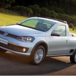 Após 31 anos, Volkswagen Saveiro chega a 1 milhão de unidades produzidas
