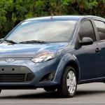 Ford Fiesta RoCam 1.0 passa a ter ABS e airbags de série