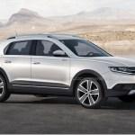 Volkswagen Polo pode ganhar um crossover