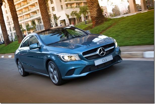 Mercedes CLA desembarca no Brasil custando R$ 150.500