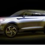 SsangYong mostra conceito de SUV… De novo