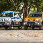 Suzuki Jimny percorrerá 100 mil quilômetros em 100 dias