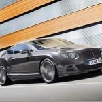 Bentley promove alterações para o Continental GT Speed
